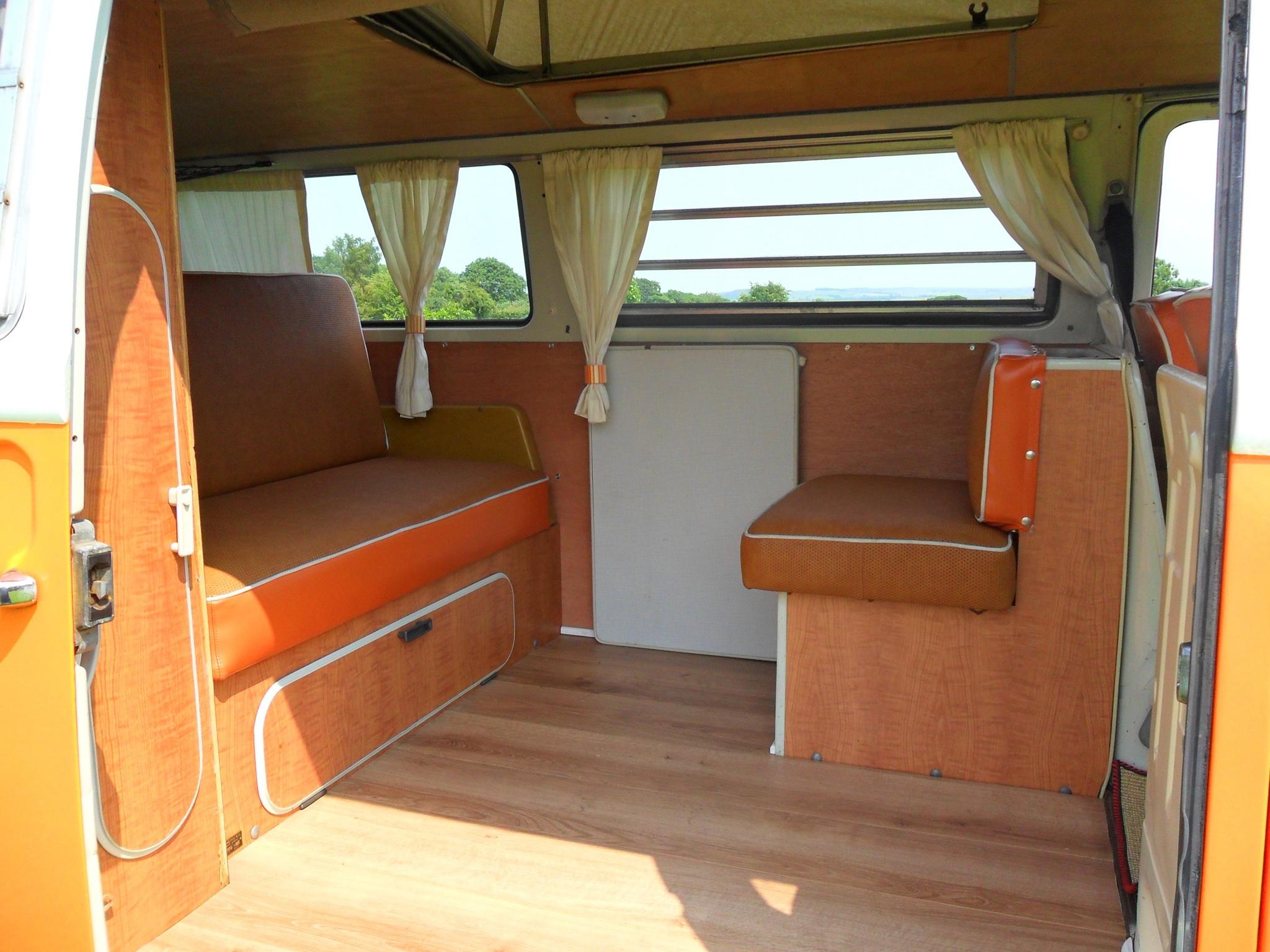 Rust free 1969 T2 Westfalia | VWBUS T4 & T5+