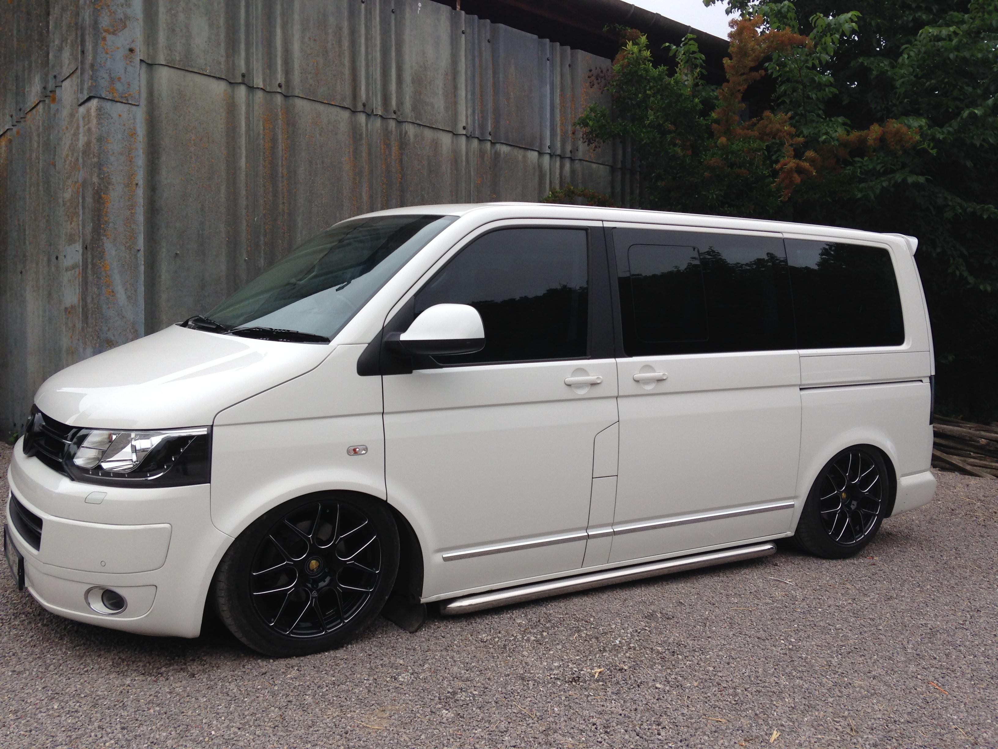 Vw Caravelle Executive T5 Vwbus T4 Amp T5