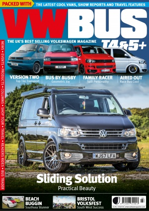 VW Bus T4 & T5+ Magazine 58
