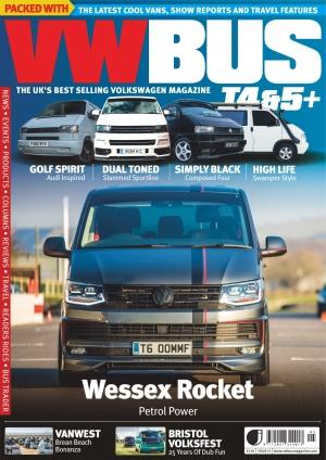 VW Bus T4 & T5+ Magazine 72