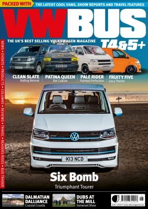 VW Bus T4 & T5+ Magazine 75