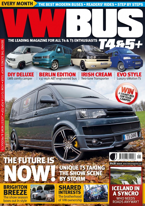 vw bus t4 t5 magazine 8 vwbus t4 t5. Black Bedroom Furniture Sets. Home Design Ideas