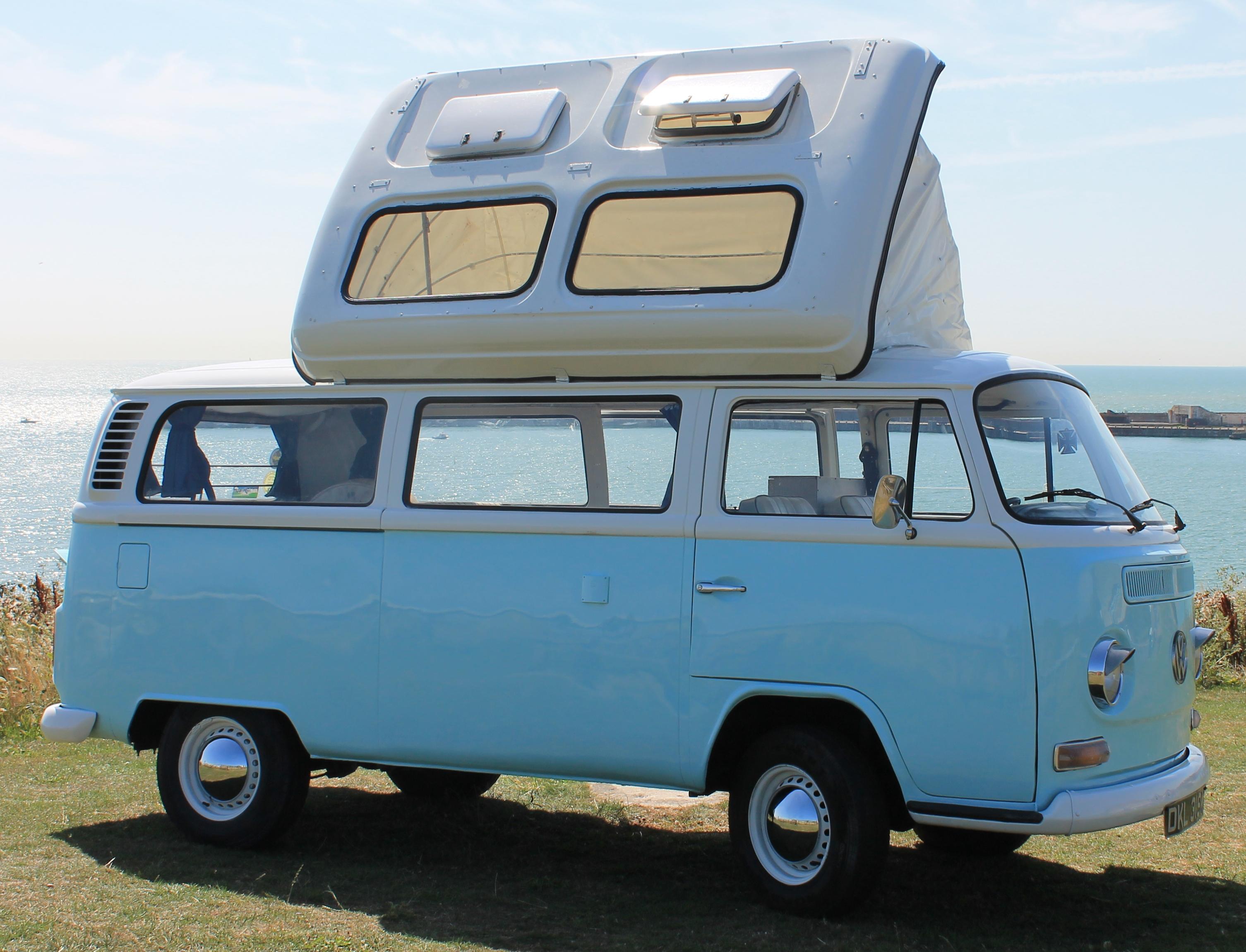 Vw T2 Dormobile Conv  1972