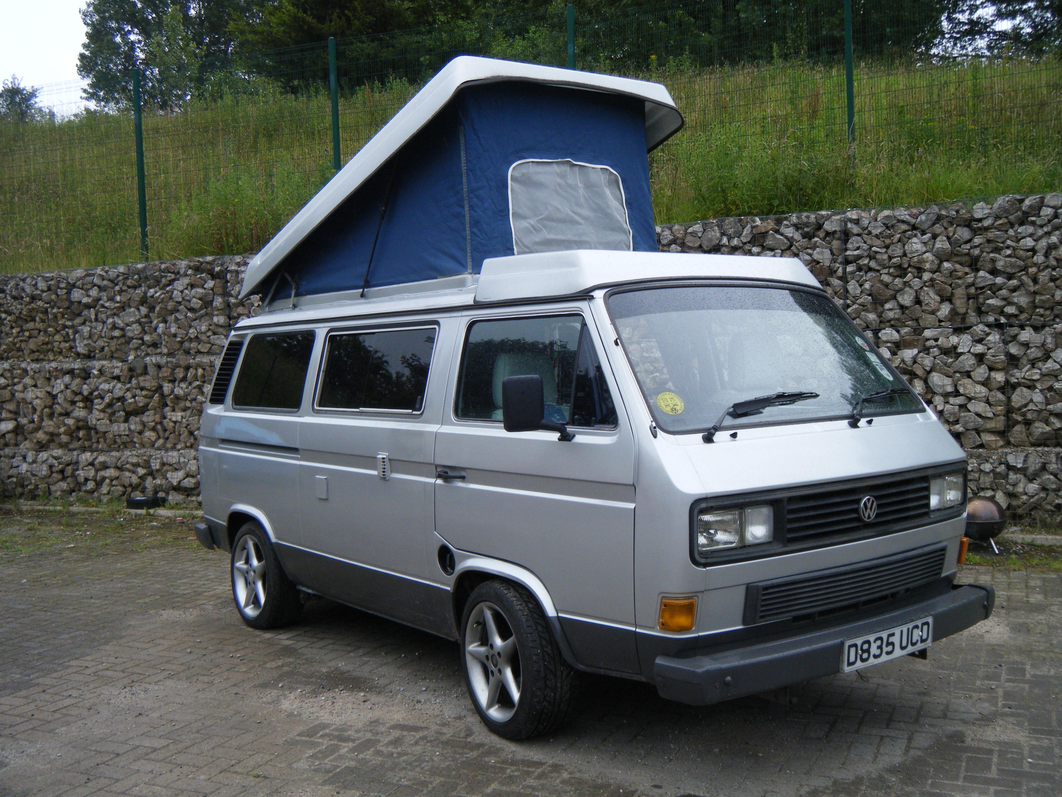 TREVOR (Family Silver) VW T25 | VWBUS T4 & T5+