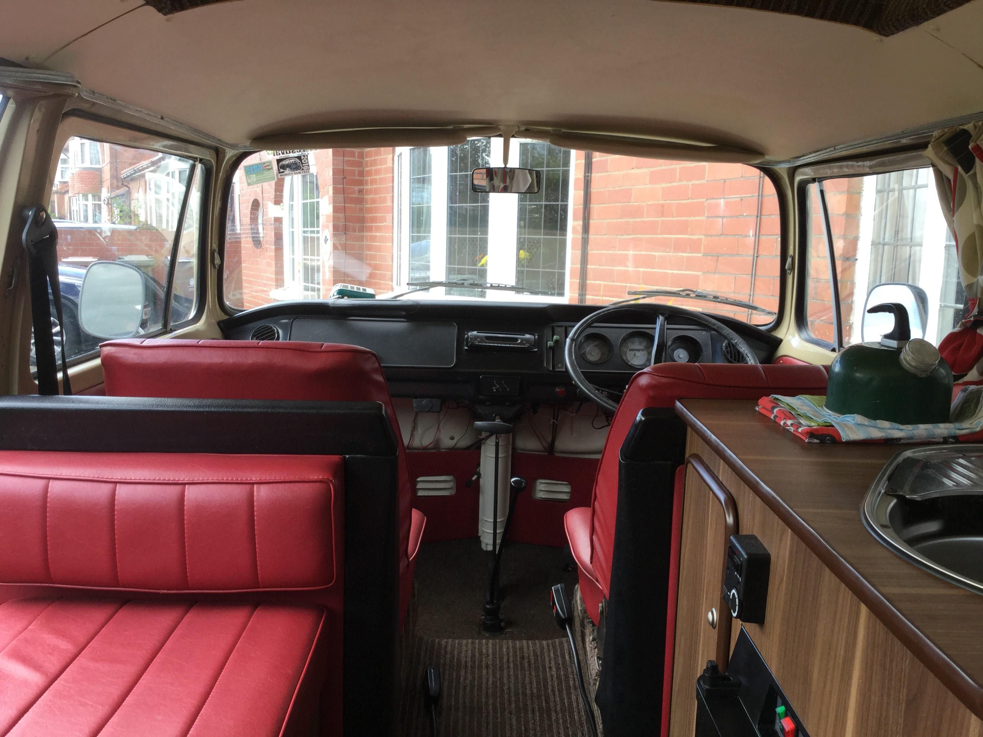 VW T2 Bay window - Ludwig   VWBUS T4 & T5+
