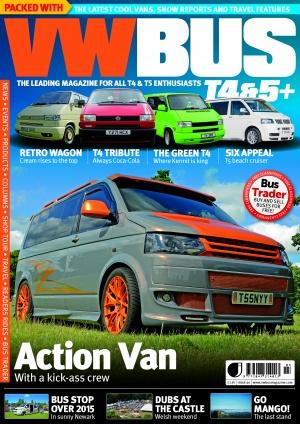 VW Bus T4 & T5+ Magazine 46