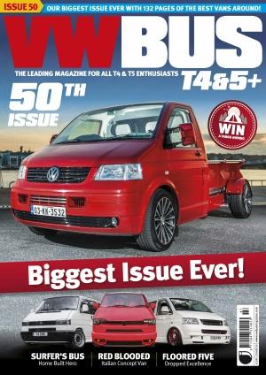 VW Bus T4 & T5+ Magazine 50