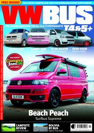 VW Bus T4 & T5+ Magazine 52