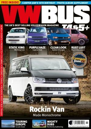 VW Bus T4 & T5+ Magazine 66
