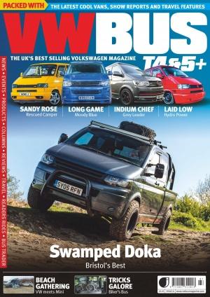 VW Bus T4 & T5+ Magazine 74