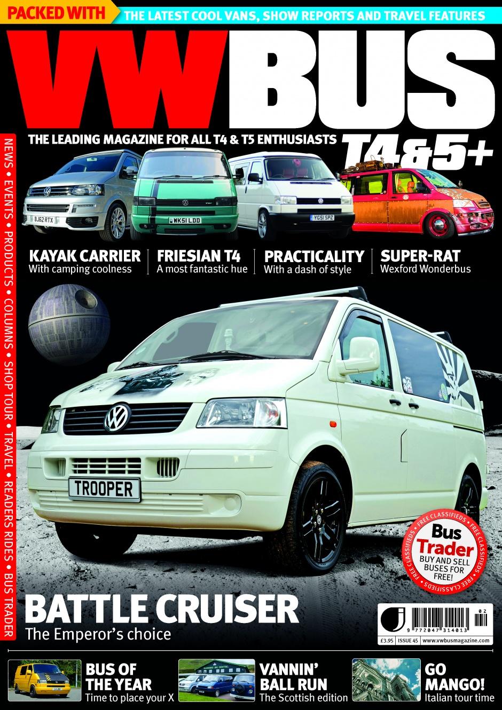 vw bus t4 t5 magazine 45 vwbus t4 t5. Black Bedroom Furniture Sets. Home Design Ideas
