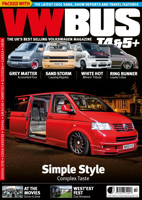 vw bus t4 t5 magazine 65 vwbus t4 t5. Black Bedroom Furniture Sets. Home Design Ideas